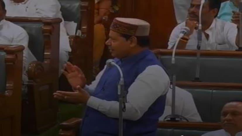 बिहार विधानसभा में सत्तापक्ष-विपक्ष भिड़े,राजद विधायक भाई वीरेन्द्र बोले- सरकार सिर्फ पीसी लेने का काम कर रही