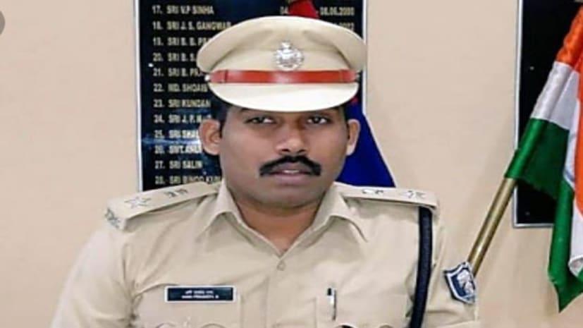पुलिस मुख्यालय के आदेश पर SP ने दागी थानेदारो को हटाया, 5 थानाध्यक्ष व 2 सर्किल इंस्पेक्टर लाइन क्लोज