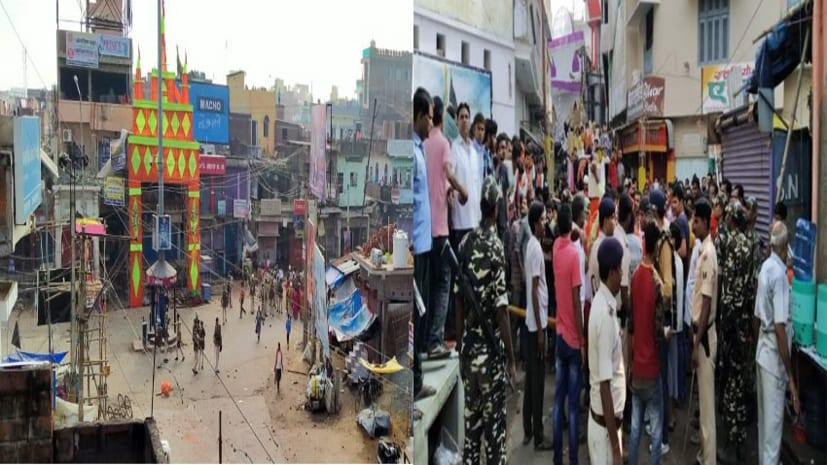 जहानाबाद में दो संप्रदायों के बीच खूनी संघर्ष के बाद तनाव, जिले में RAF के साथ-साथ भारी संख्या में पुलिस बल तैनात