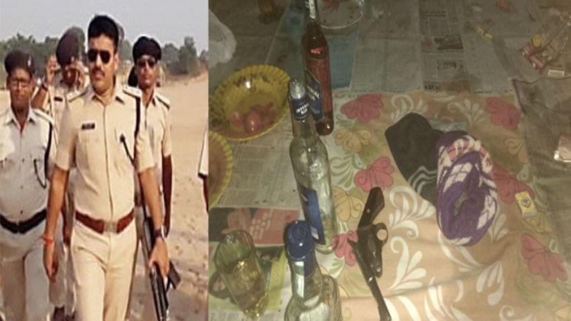 पटना में पुलिस और अपराधियों के बीच मुठभेड़, नरसंहार का आरोपी कुख्यात जुम्मन मियां समेत 12 अपराधी गिरफ्तार