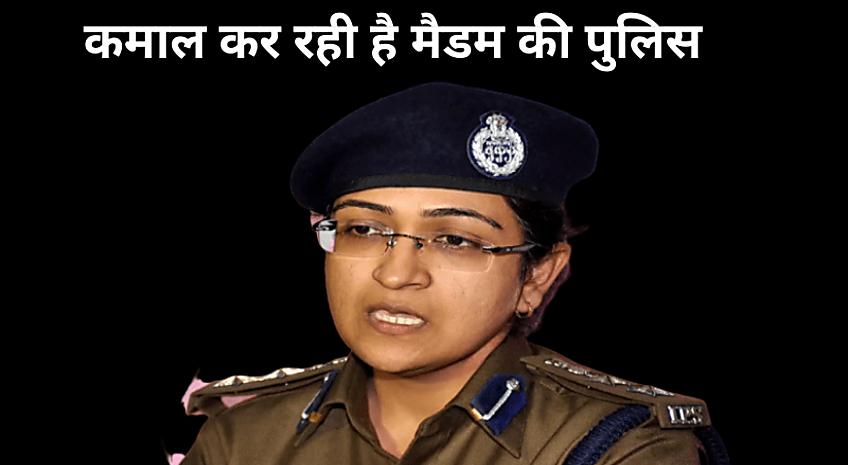 वाह रे मैडम की पुलिस : छेड़खानी के आरोपी दारोगा को बचाता है और पीड़ित महिला को घर में घुसकर धमकाता है दीघा वाला थानेदार