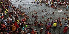 माघ मेले के आखिरी स्नान की तैयारी पूरी, कल शिवरात्रि पर 10-15 लाख श्रद्धालु संगम में लगायेंदे आस्था की डुबकी