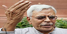 राजद उपाध्यक्ष शिवानन्द तिवारी का नीतीश कुमार पर वार, कहा- यह कैसा विकास है जो नीति आयोग को नही दिखा
