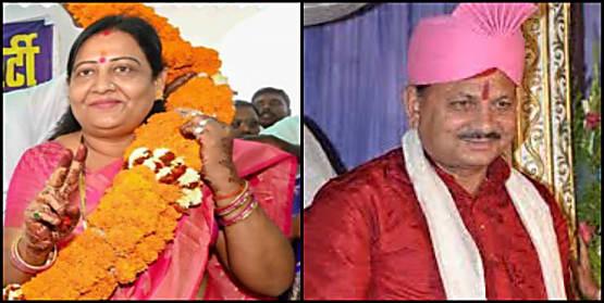 वीणा देवी बोली-वैशाली की जनता एक बार फिर से नरेंद्र मोदी को पीएम बनाने के लिए करेगी मतदान