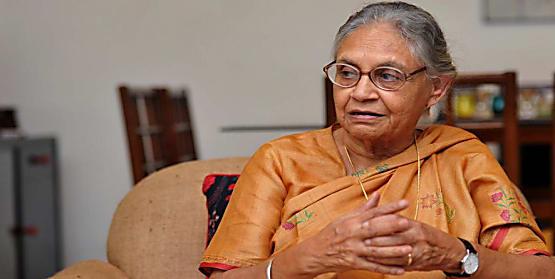 दिल्ली की पूर्व मुख्यमंत्री शीला दीक्षित का निधन, राजनीतिक गलियारों में शोक की लहर