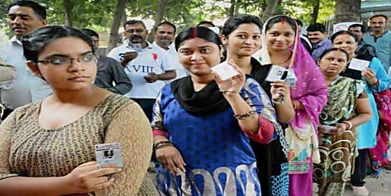 बिहार में लोकसभा की एक व विधानसभा की पांच सीटों पर मतदान कल..भयमुक्त चुनाव को लेकर तैयारी पूरी