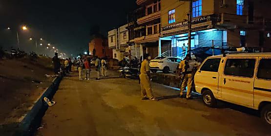 पटना में शख्स की चाकू से गोदकर हत्या, जांच में जुटी पुलिस
