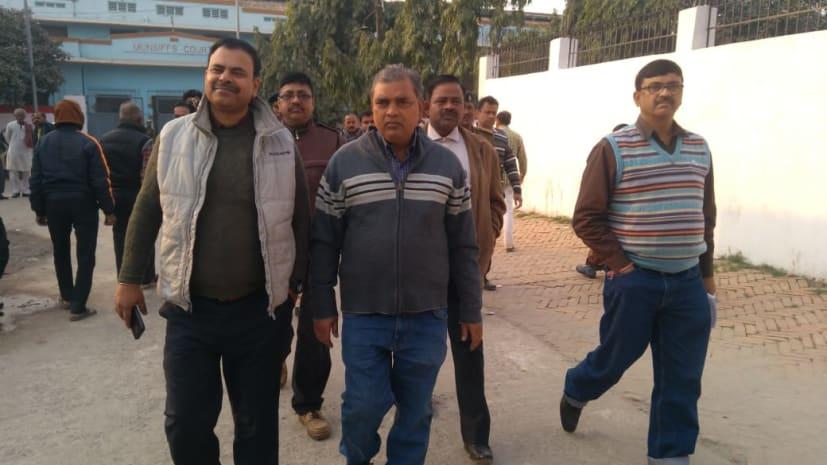 मुजफ्फरपुर बालिका गृह कांड में फरार चल रहे पूर्व अध्यक्ष दिलीप वर्मा ने किया सरेंडर