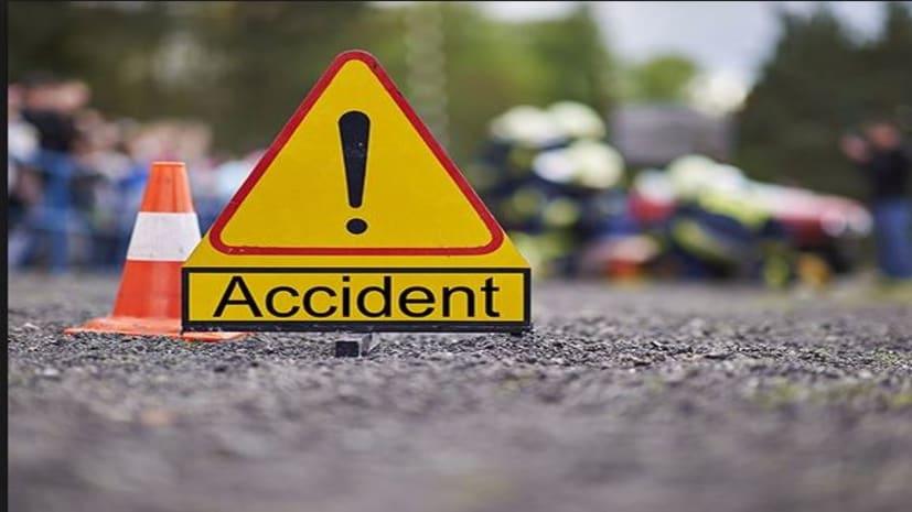 दिल्ली से शव लेकर बिहार आ रही एम्बुलेंस डिवाइडर तोड़ते हुए कार से टकराई, 7 की मौत