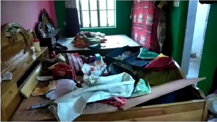 बड़ी खबर : एनआईए की टीम ने संतोष पाण्डेय के करीबियों के घर भी की छापेमारी