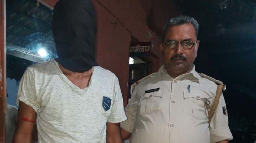 मोबाइल टावर लगाने के नाम पर ठगी करनेवाला युवक गिरफ्तार, पूछताछ में जुटी पुलिस