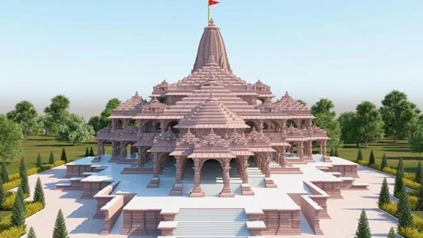 अयोध्या में राम मंदिर का निर्माण कार्य शुरू, 40 महीने में तैयार हो जाएगा मंदिर