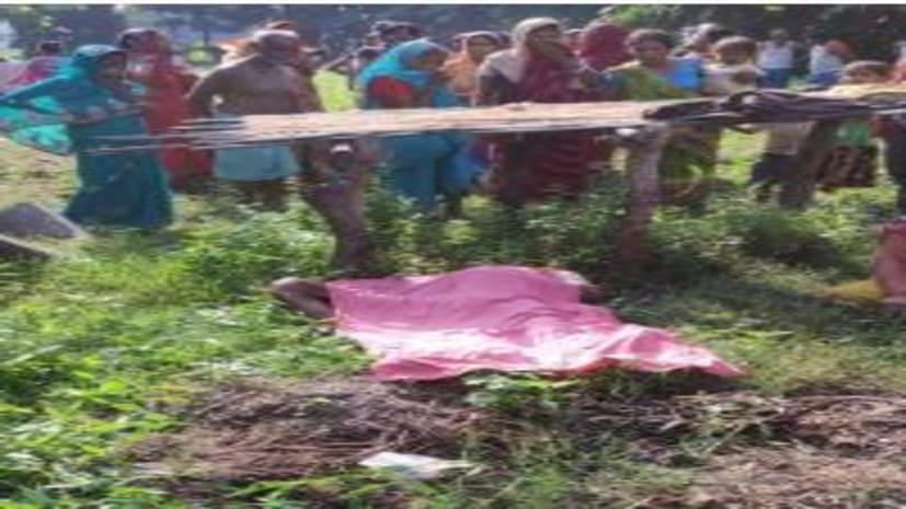 बेगूसराय में शख्स की गला रेतकर हत्या, जांच में जुटी पुलिस