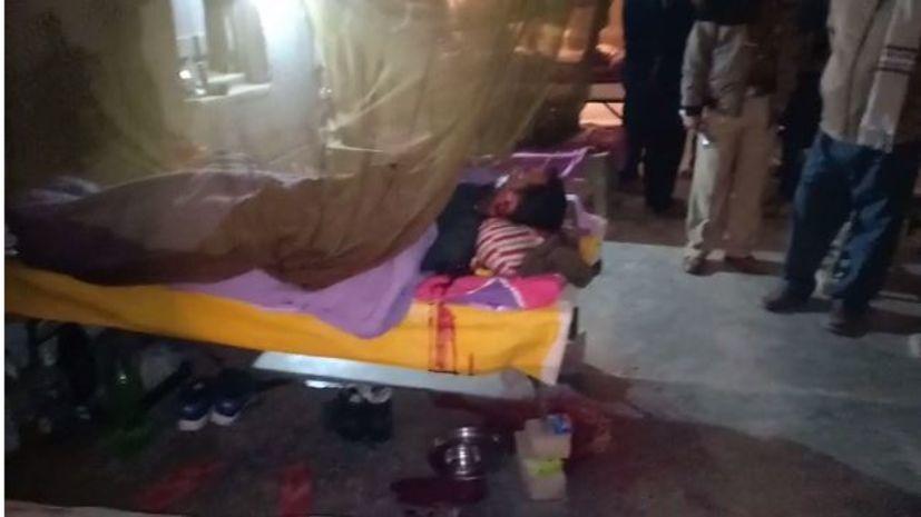 बीएमपी 6 के जवान ने साथी को SLR से मारी गोली, मौके पर मौत