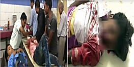 छात्रों से भरी बस और ट्रक में टक्कर, 1 छात्र की मौत, 20 गंभीर रुप से घायल