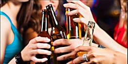 ड्राई स्टेट में भी महिलाओं ने कर लिया था शराब का इंतजाम, होटल के कमरे से 21 महिला गिरफ्तार