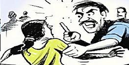 दबंगों का उत्पात, BJP नेता और उसकी बेटी को घर में घुसकर पीटा
