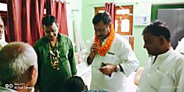 मोतिहारी के रण में राधामोहन सिंह को घेरने की रणनीति,कांग्रेस नेता अखिलेश प्रसाद सिंह और पूर्व विधायक अवनीश सिंह हुए साथ-साथ
