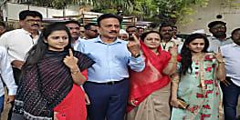 बिहार में दोपहर 2 बजे तक 41 फीसदी मतदान, वोटिंग को लेकर लोगों में उत्साह