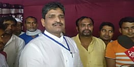 बिहार में महागठबंधन के एक प्रत्याशी की हुई जीत, कांग्रेस के जावेद आजाद ने जेडीयू के महमूद असरफ की दी शिकस्त