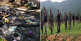 नक्सलियों के खिलाफ चलाये गए सर्च ऑपरेशन में सुरक्षाबल को बड़ी कामयाबी, भारी मात्रा में विस्फोटक बरामद