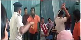हरसिद्धि पुलिस का अमानवीय चेहरा, थाने में चोरी के आरोपितों की लाठी से धुनाई, वीडियो वायरल