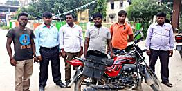 नवादा में उच्चकों ने बाइक की डिक्की से उड़ाए 75 हज़ार रूपये, छानबीन में जुटी पुलिस