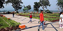 बिहार आनेवाले सैलानियों के लिए खुशखबरी, खुल गया वाल्मीकिनगर का इको पार्क