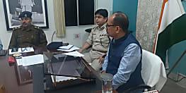 बिहार में दिनदहाड़े 55 किलो सोना लूट के बाद पुलिस मुख्यालय में हड़कंप, घटना की जानकारी लेने CID एडीजी पहुंचे हाजीपुर