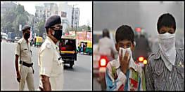 पटना में फिर घातक हुआ प्रदूषण का स्तर, दूसरे स्थान पर मुजफ्फरपुर, जानिए अन्य शहरों का हाल