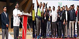 फिट इंडिया रन-ओ-थॉन कार्यक्रम में बोले सीएम सोरेन, कहा-ऐसे कार्यक्रमों से मिलती है नई उर्जा