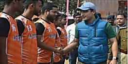 बिहार पुलिस सप्ताह के दूसरे दिन हुए कई कार्यक्रम, पूर्णिया में कई जगह खेल प्रतियोगिता का आयोजन