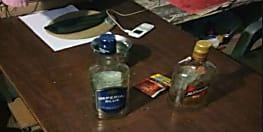 थाने में एएसआई और मुखिया पी रहे थे शराब, डीएसपी ने रंगे हाथ पकड़ा