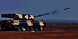 DRDO को मिली बड़ी सफलता, लेजर गाइडेड एंटी टैंक मिसाइल का सफल परीक्षण