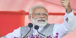 सासाराम के डेहरी में पीएम मोदी का भोजपुरी सन्देश , भारत के सम्मान बा बिहार, भारत के  दिल बा बिहार, बिहार के लोग हमेशा आगे रहलन