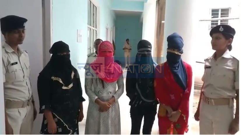 बोधगया के नामी होटल में चल रहा सैक्स रैकेट, पुलिस की छापेमारी में 4 लड़कियां और 1 लड़का पकड़ा गया