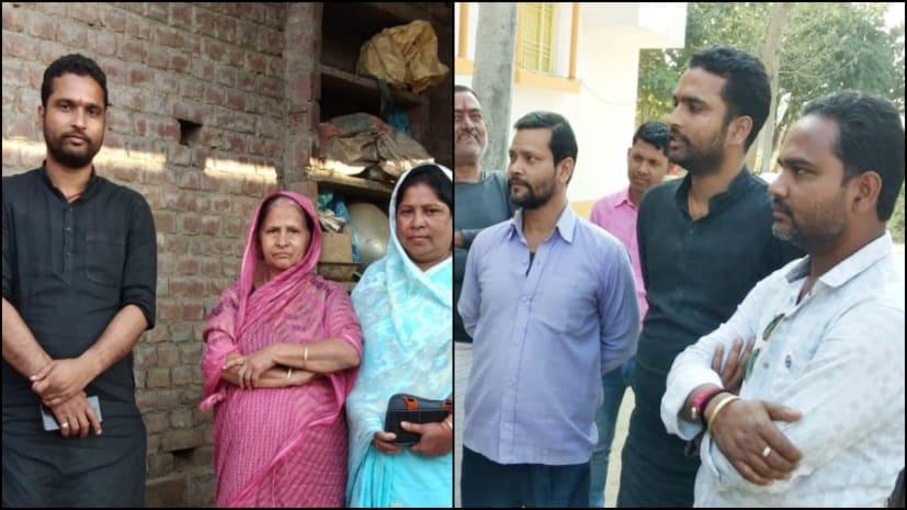सीएम नीतीश 26 फरवरी को बाढ़ और मोकामा को देंगे कई सौगात, कार्यक्रम को लेकर जदयू नेता मनीष सिंह ने चलाया जनसंपर्क अभियान