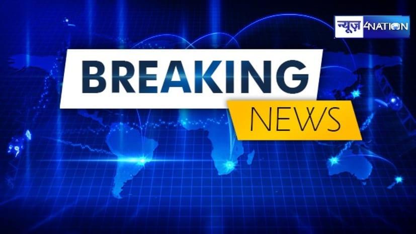 पटना के ऑटोमोबाइल सर्विस सेंटर में लगी आग