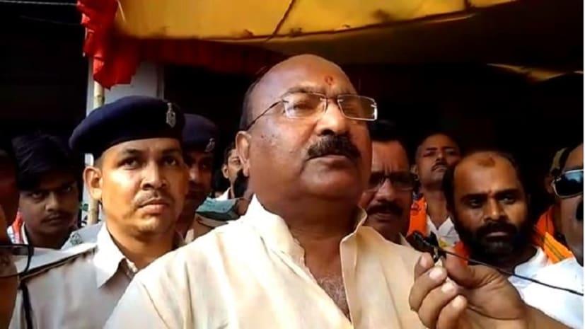 एनडीए उम्मीदवार सुनील कुमार पिंटू ने दी जीत की बधाई, कहा आधी आबादी का मिला वोट
