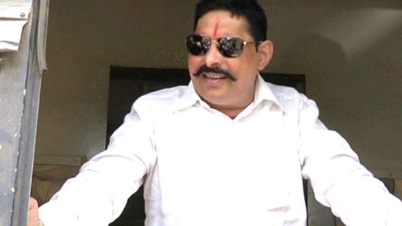 मोकामा विधायक अनंत सिंह सड़क दुर्घटना में घायल, बॉडीगार्ड को भी आई गंभीर चोटें