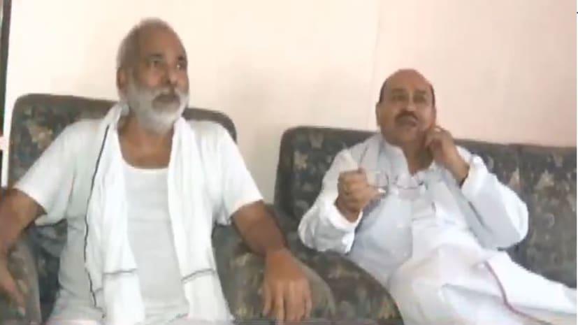 सीएम नीतीश के ख़ास नरेन्द्र सिंह ने RJD के राष्ट्रीय उपाध्यक्ष रघुवंश सिंह से की मुलाकात.. क्या हुई बात