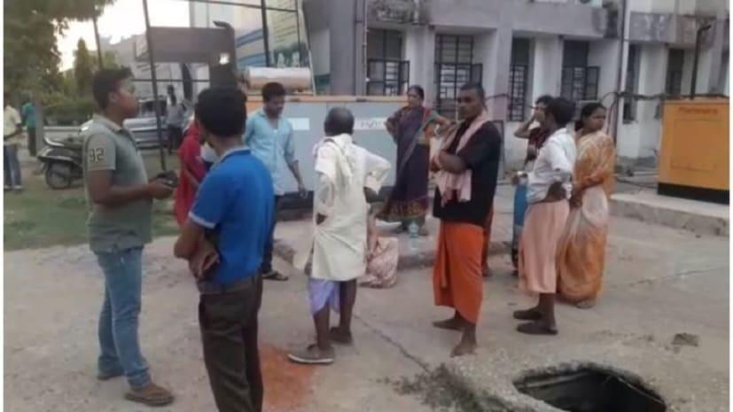 दहेज की बलि : शेखपुरा में पति की प्रताड़ना से तंग आकर पत्नी ने की ख़ुदकुशी