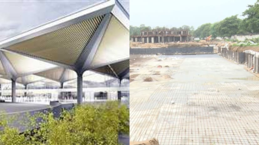 पटना एयरपोर्ट : नए टर्मिनल बिल्डिंग के निर्माण में संशोधन, जानें क्या है वजह