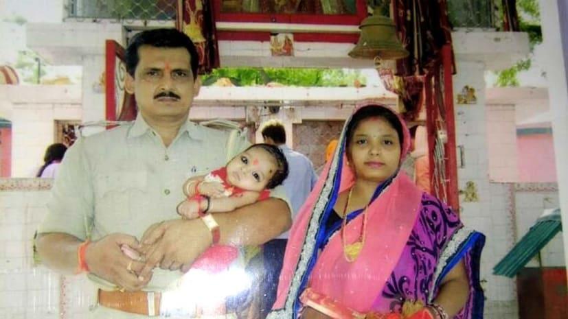 बैंक लूट की घटना को नाकाम करनेवाले पुलिस अधिकारी को नहीं मिला शहीद का दर्जा, पत्नी लगा रही गुहार