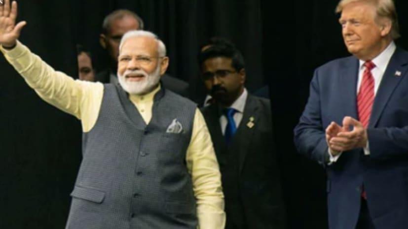 हाउदी मोदी कार्यक्रम में भारत-अमेरिका का दिखा ऐसा संबंध,  मोदी बोले अबकी बार ट्रंप सरकार, ट्रंप ने कहा भरोसेमंद दोस्त मोदी को धन्यवाद