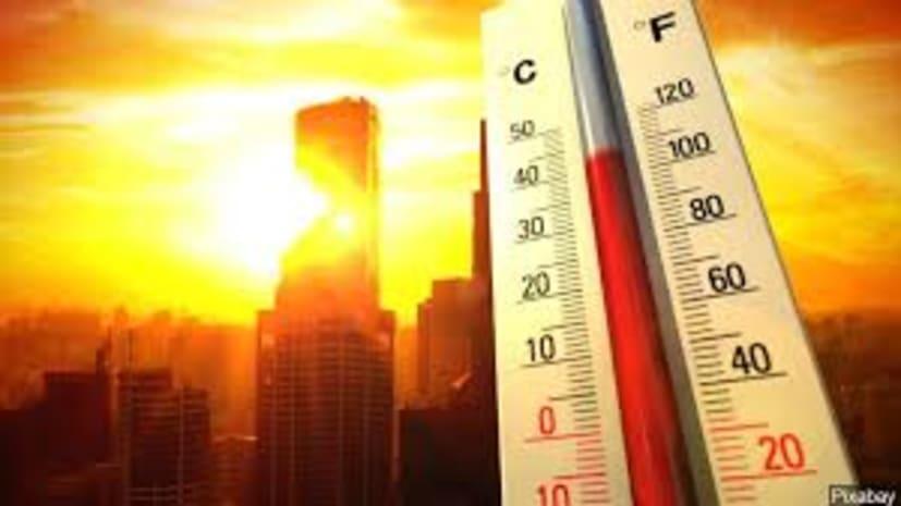 Amphan के बाद अब Heat wave का खतरा , अगले 5 दिनों में बढ़ सकता है बिहार का तापमान