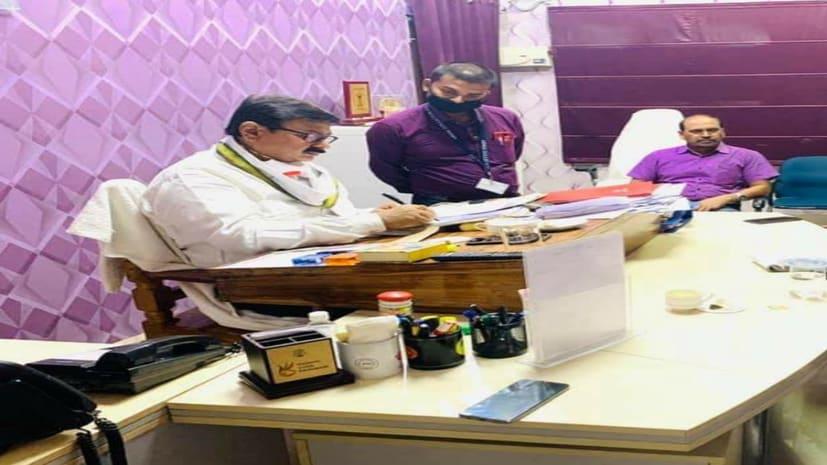 BIG BREAKING: बिहार के एक और IAS अधिकारी की कोरोना से मौत