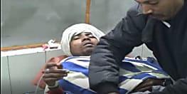 नालंदा में मॉर्निंग वाक पर गए युवक को अपराधियों ने मारी गोली