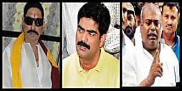 बिहार के इन बाहुबलियों की पत्नियां नही पहुंच पायी संसद, वोटरों ने चटाया धूल