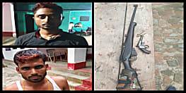 एसटीएफ को मिली बड़ी सफलता, 3 कुख्यात अपराधियों को हथियार के साथ दबोचा